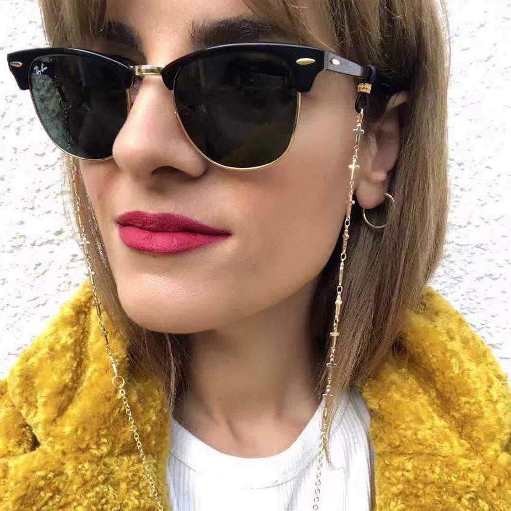 Obmyec Cross Sunglass Phoenix Mall Chain Gold Chains Religion Eyeglas San Jose Mall Glasses