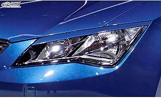 Scheinwerferblenden Seat Leon 5F SC/5 türer/ST 2013  (ABS)