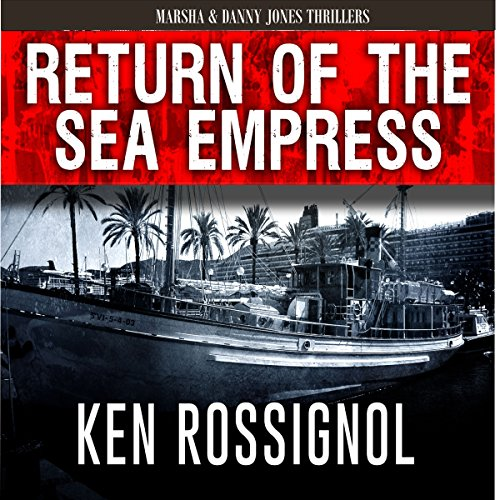 Return of The Sea Empress audiobook cover art