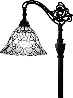 Tiffany Style Floor Lamp Arched 62