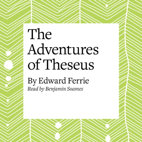 The Adventures of Theseus cover art