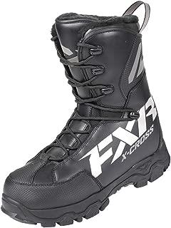 Best fxr racing black x cross boots Reviews