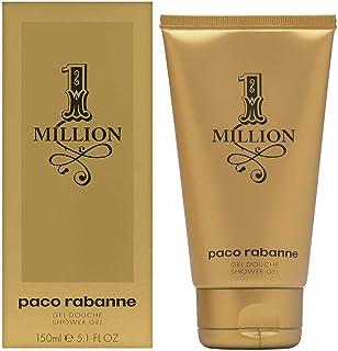 Paco Rabanne un millón homme/hombres gel de ducha 150 ml 1 paquete (1 x 150 ml)