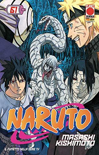 Naruto il Mito N° 61 - Ristampa - Planet Manga - Panini Comics - ITALIANO #MYCOMICS
