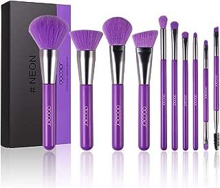 Best makeup brushes purple Reviews