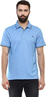 AMERICAN CREW Men's Cotton Blend Polo