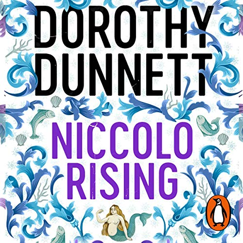 Niccolo Rising audiobook cover art