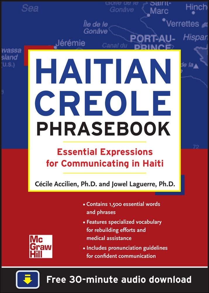 Download Haitian Creole Phrasebook: Essential Expressions for Communicating in Haiti