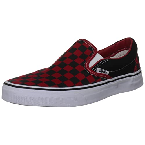 e931e6873c7 Vans Unisex Classic (Checkerboard ) Slip-On Skate Shoe