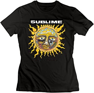 Loyd D Women's Classic Sublime 40oz to Freedom Tees Black