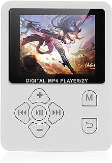 """Moniel MP3 MP4 Player Digital 1.8""""s Color Screen Music Player Lossless Audio Video Player Suporte E-book Rádio FM Gravação..."""