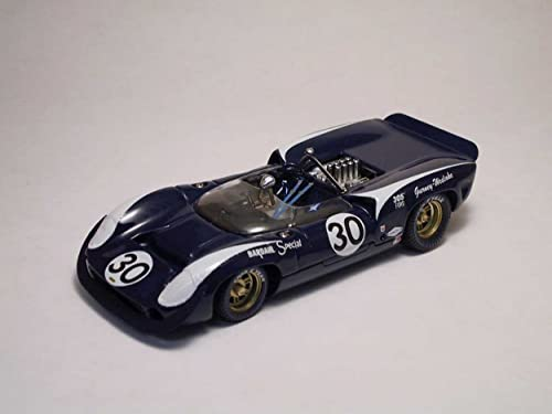 BEST BT9189 LOLA T 70 SPYDER BRIDG.66 N.30 1 43 MODELLINO DIE CAST MODEL