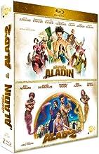 Les Nouvelles aventures d'Aladin + Alad'2 [Francia] [Blu-ray]