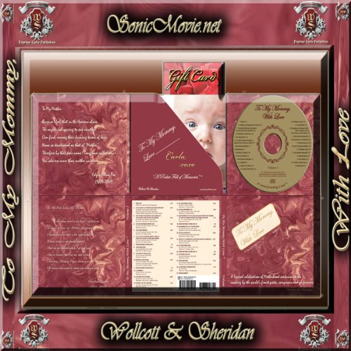 To My Mommy, with Love: Volume 1     A Lyrical Celebration of Motherhood              By:                                                                                                                                 John Quincy Adams,                                                                                        Anna Laetitia Barbauld,                                                                                        Mathilde Blind,                   and others                          Narrated by:                                                                                                                                 Lissa Lia,                                                                                        Luke Paul Varella Zappardino,                                                                                        Nicolas William Zappardino,                   and others                 Length: 1 hr and 15 mins     1 rating     Overall 5.0