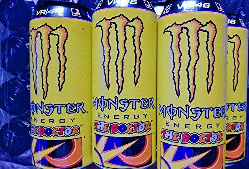 24 Dosen Monster Energy The Doctor a 500ml inclusive 6.00€ EINWEG Pfand