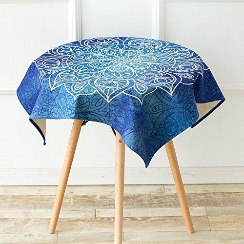 JCRNJSB® Papier peint à motifs ethniques exotiques Lavable et facile à entretenir ( taille : 140*180cm )