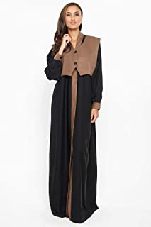 Nukhbaa Casual Abaya For Women