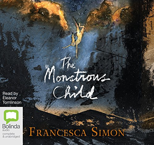 The Monstrous Child audiobook cover art