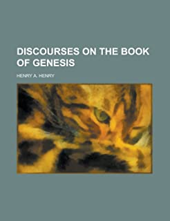 Discourses on the Book of Genesis