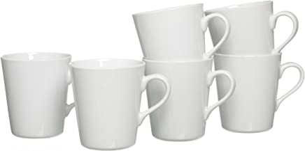 Ritzenhoff & Breker Kaffeebecher-Set Primo, 6-teilig, Porzellan preisvergleich bei geschirr-verleih.eu