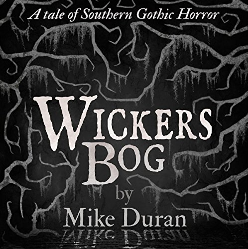 Wickers Bog audiobook cover art
