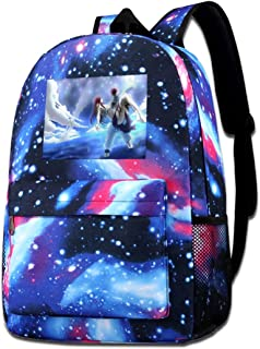 Fairy Tail Anime Fans Shoulder Bag Fashion School Star Printed Bag