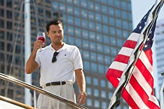 bribase shop The Wolf of Wall Street Nice Silk Fabric Cloth Wall Poster Print (36x24inch)