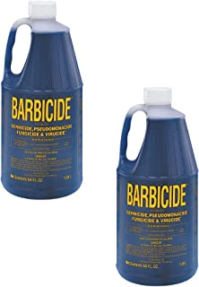 Barbicide Disinfectant 64 oz Liquid SJ-56421 (2 Pack)