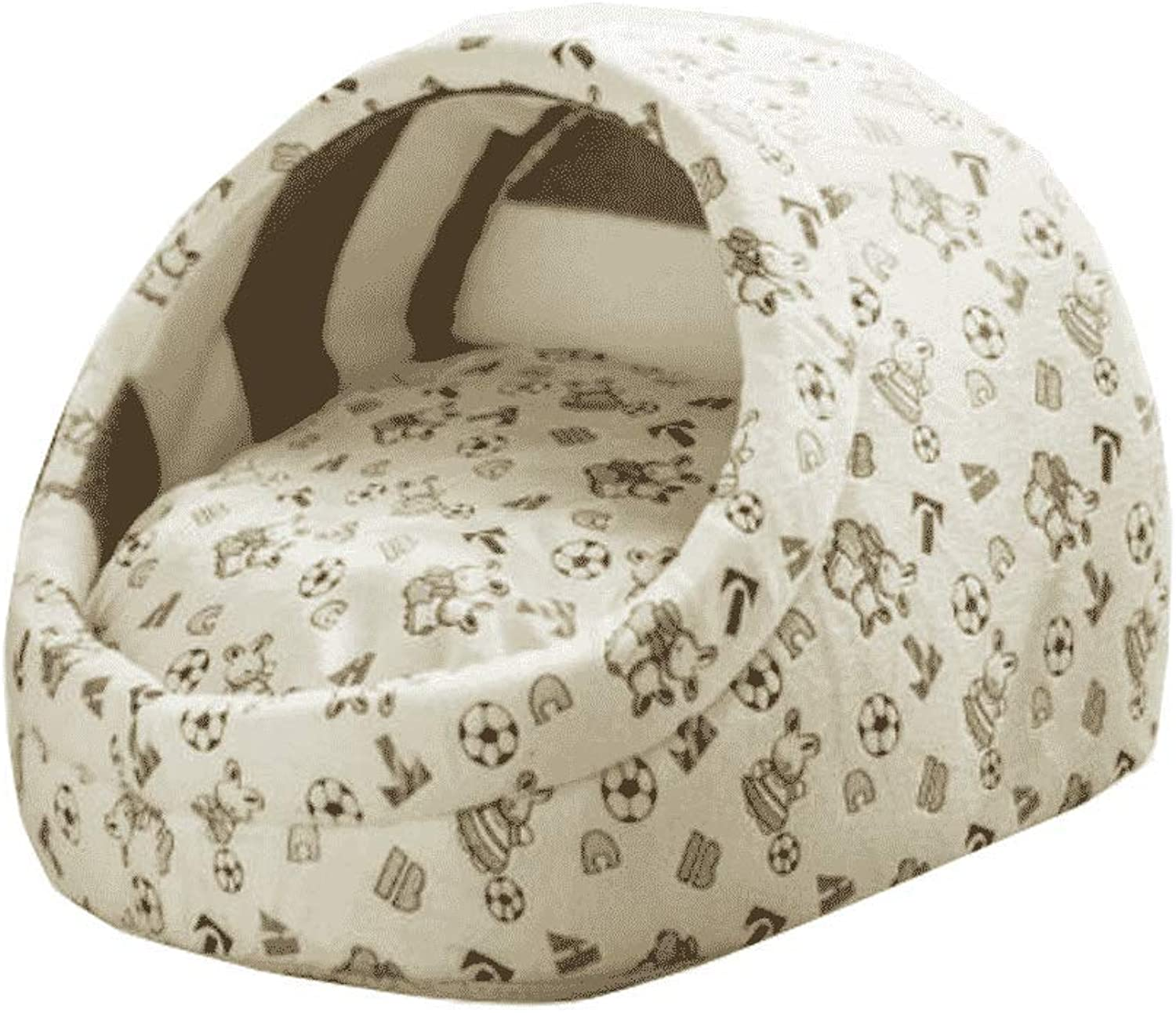 Cat Litter Warm Small And Medium Dogs Four Seasons Universal Cat Dog Bed Teddy Pet Supplies WHLONG (Size   L)