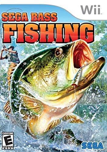 Sega Bass Fishing - Nintendo Wii by Sega