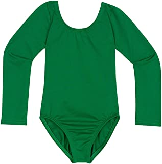 Leotard Boutique Long Sleeve Leotard for Dance, Gymnastics and Ballet (Toddlers & Girls)
