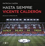 Hasta siempre, Vicente Calder├│n (Obras diversas)