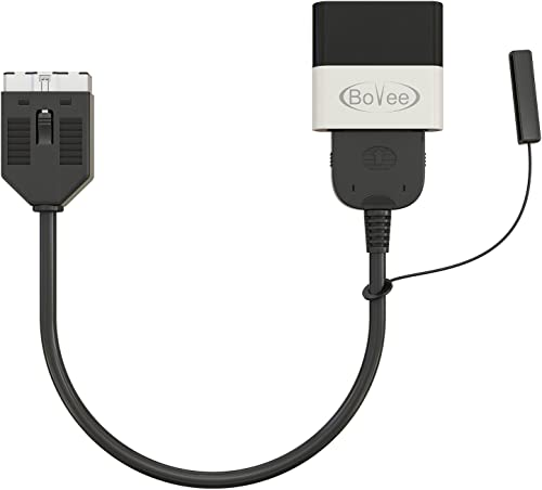 Bovee 1000 with RR iPod Integration Cable for Range Rover, Land Rover, Jaguar Wireless Bluetooth Audio Interface Car ...