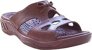 Women's Cutie Bow Rubber Sandals