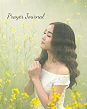 Prayer Journal: A 365 Day Journal for Christian Women In Living Coral