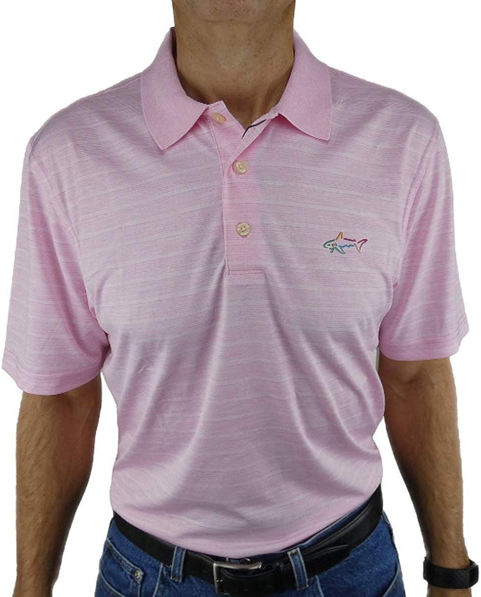 Greg Norman Harmony Polo Short Sleeve