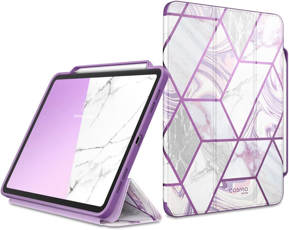 i-Blason Cosmo Case for New OFFicial store iPad Inch Release Fashionable 12.9 2020 Pro F