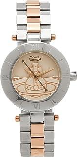[ヴィヴィアンウエストウッド] 腕時計 レディース Vivienne Westwood VV092SLTT シルバー ローズゴールド [並行輸入品]