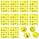 Oblique-Unique® 200 x Smiley Face Sticker I...