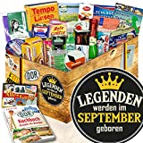 Legenden September / September Geschenkidee / Spezialitäten DDR Waren