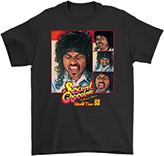 Randy Watson Sexual Chocolate Eddy Murphy 1988 World Tour Shirt