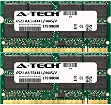 A-Tech 2GB KIT (2 x 1GB) For Toshiba Toshiba Satellite M35X-S3112 M35X-S329 M35X-S3291 M35X-S349 M35X-S3491 M35X-SP1091 M35X-SP111 M35X-SP161 M35X-SP171 M. SO-DIMM DDR NON-ECC PC2700 333MHz RAM Memory
