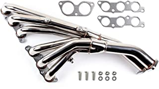 Exhaust Manifolds ECCPP Automotive Replacement Engine Racing Stainless Header Manifold Exhaust Gaskets for 2001-2005 Lexus IS300 JCE10 ALTEZZA 3.0L