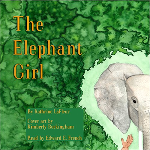 The Elephant Girl audiobook cover art