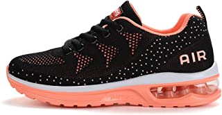 AXCONE Womens Lightweight Ultra Breathable Comfortable Athletic Shoes