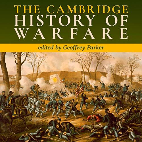 『The Cambridge History of Warfare』のカバーアート