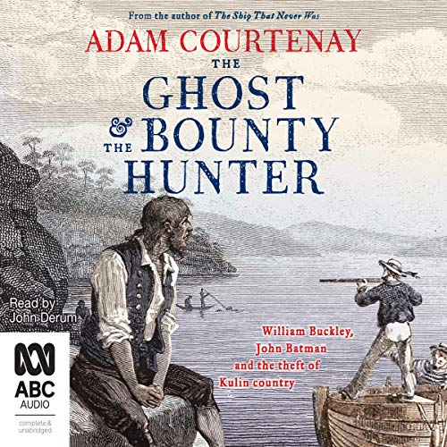 The Ghost and the Bounty Hunter  By  cover art