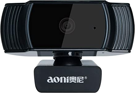 Lychee Webcam 1080P Full HD USB Web Cam con Microfono Cancellazione del Rumore, Smart Focus Automatica, per Riunioni, Skype, Youtube, Chat e Registrazione Video di Facebook - Trova i prezzi più bassi