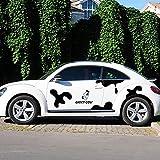 TGRFDE Calcomanías Laterales para el Cuerpo del Coche Calcomanías de Vinilo para automóviles...