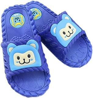 Vokamara 2017 Summer Kid Cat Shoes Antiskid Bathroom Home Indoor Slippers